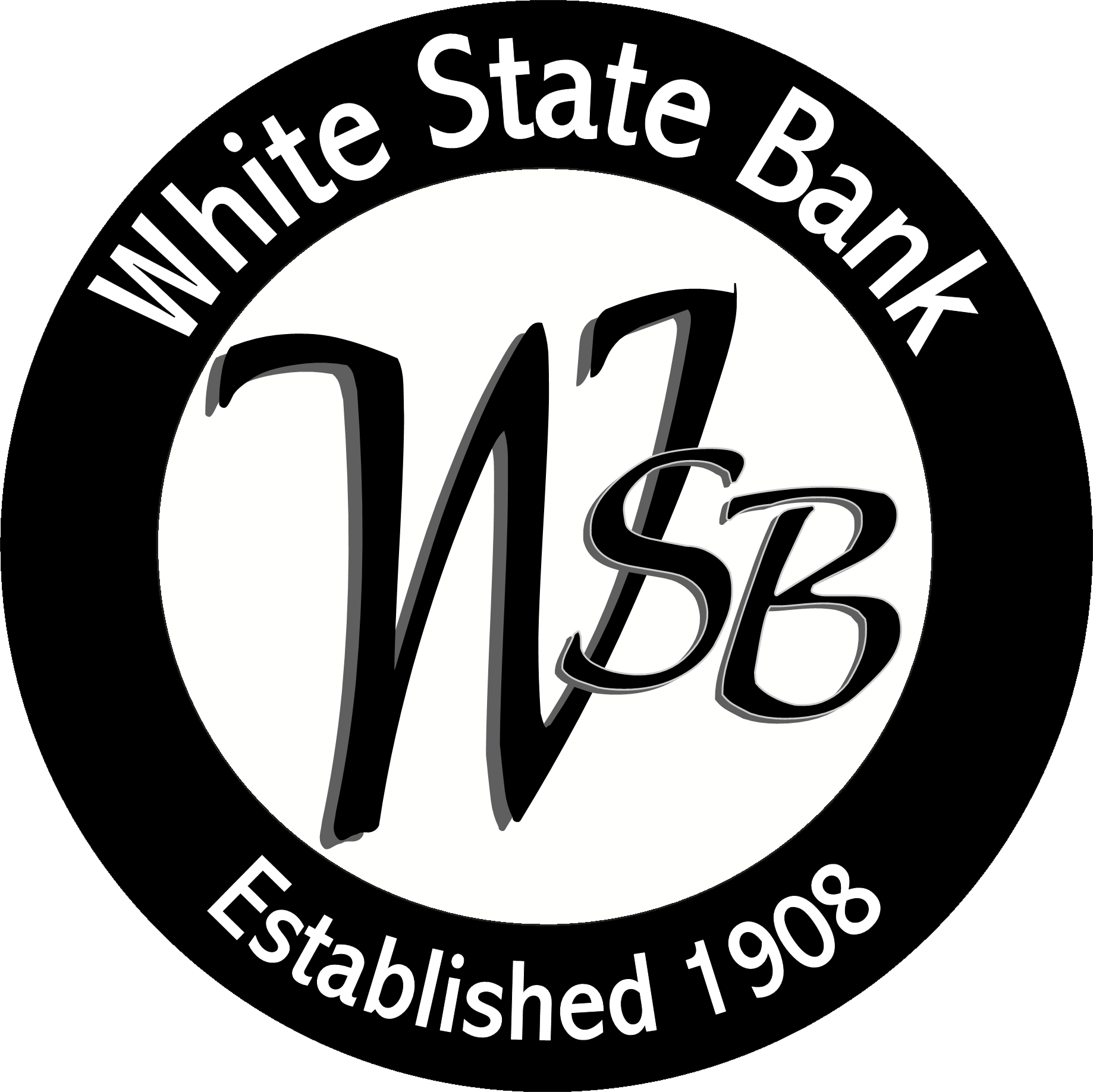 White State Bank Mobile Logo